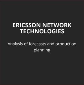 ERICSSON NETWORK TECHNOLOGIES