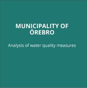 MUNICIPALITY OF ÖREBRO